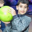 Bowling player — Stock Photo #49592317
