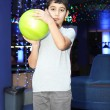 Bowling player — Stock Photo #49593697