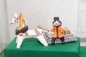 Brinquedos russos — Fotografia Stock