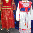 Постер, плакат: National costumes