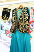 Tatar national costume  — Stock Photo