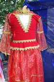 Armenian national costume  — Stock Photo