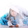 Little bride — Stock Photo #5727456