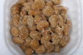 Natto of Japanese food — Stock Photo