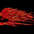 Flame Lion — Stock Vector #12715856
