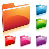Folder Icon — Stockvector