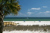 Gulf Coast Beach — Stock Photo