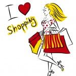 Shopping — Stock Vector #18278223