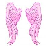Vector wings — Stock Vector