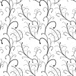 Branch pattern — Vector de stock #24614313