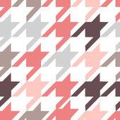 Trendy fabric pattern — Stock Vector