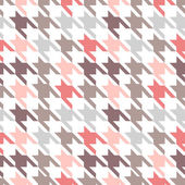 Trendy fabric pattern — Stock Vector