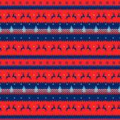 Patrones de navidad sin fisuras — Vector de stock