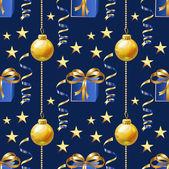 Christmas balls — Stock Vector