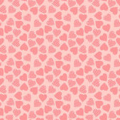 Seamless valentine's day background — Wektor stockowy
