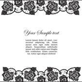 Roses decorative — Stok Vektör