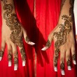 Henna Tattoos — Stock Photo