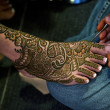 Henna Tattoos — Stock Photo #31026099