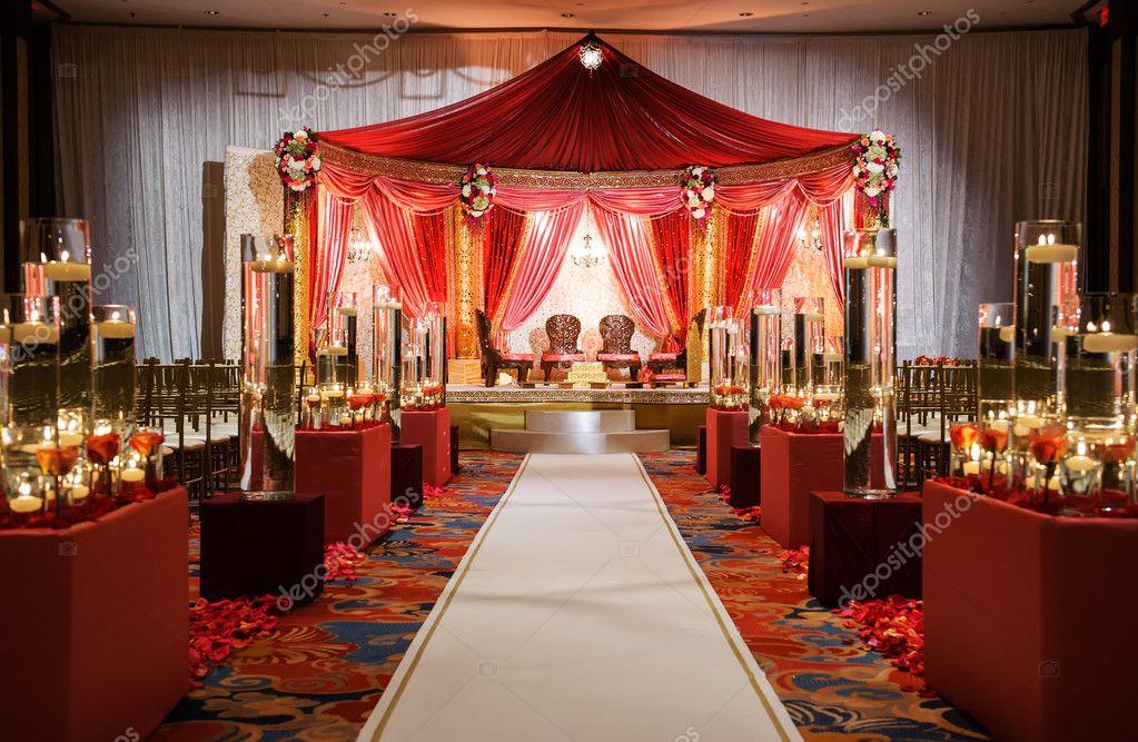 C r monie de mariage indien mandap photographie gregory21 31532441 - Decoration mariage hindou ...