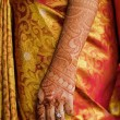 Stock Photo: Mehndi