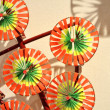 Colorfull windmill — Stock Photo