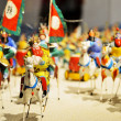 Army and horses of the three kingdoms period — Photo