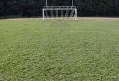 Empty Football Pitch — Stock Photo