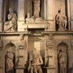 San Pietro in Vincoli Sculpture — Stock Photo #9329493
