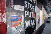Dignity Revolution - Euromaidan Kiev, Ukraine — Stock Photo