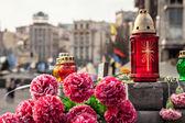 尊厳の革命 - euromaidan キエフ、ウクライナ — ストック写真