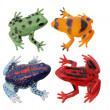 Stock Photo: Toy Frogs
