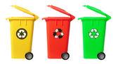 бен мусора — Стоковое фото