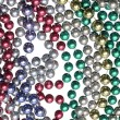 Stock Photo: Color Beads