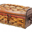 Cane Storage Box — Stock Photo