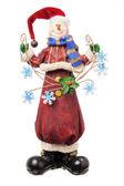 Snowman Ornament — Stock Photo