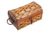 Baston saklama kutusu — Stok fotoğraf