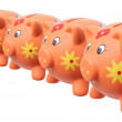 Piggy Banks — Stock Photo #13773596