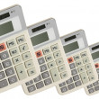 Calculators — Stock Photo