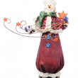 Snowman Ornament — Foto Stock