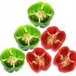 Stock Photo: Capsicums