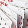 Calendar Pages — Stock Photo #13938767