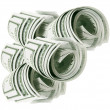 Rolls of Banknotes — Stock Photo