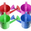 Watering Cans — Stock Photo