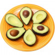 Avocados — Stockfoto #15315837