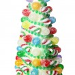 Miniature ChristmasTree — Stock Photo