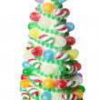 Stock Photo: Miniature ChristmasTree