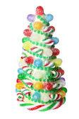 Miniature ChristmasTree — Stock Photo