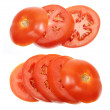 Slices of Tomato - Stock Photo