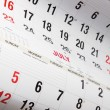 Calendar Pages — Stock Photo #16781329