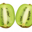 Halves of Kiwifruit — Stock Photo #26112807
